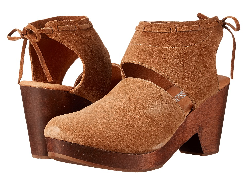 Cordani - Farrow (Camel Suede) High Heels