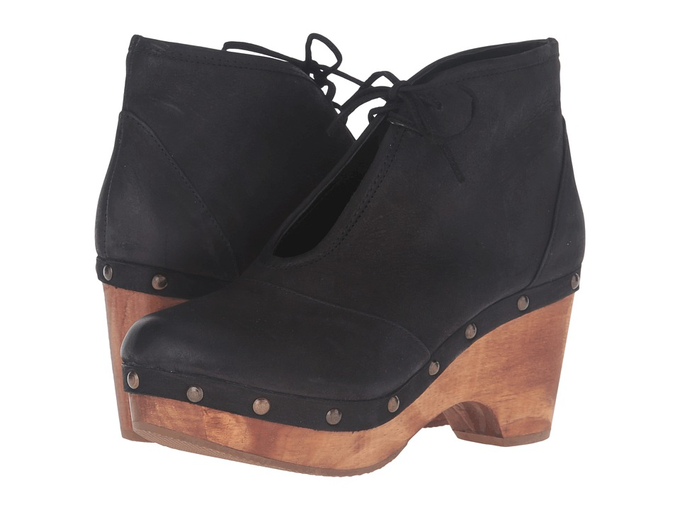 Cordani Zilla (Black Distressed) Women