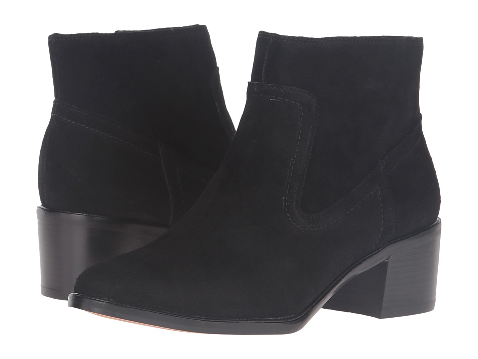 BCBGeneration - Allegro (Black Suede) High Heels