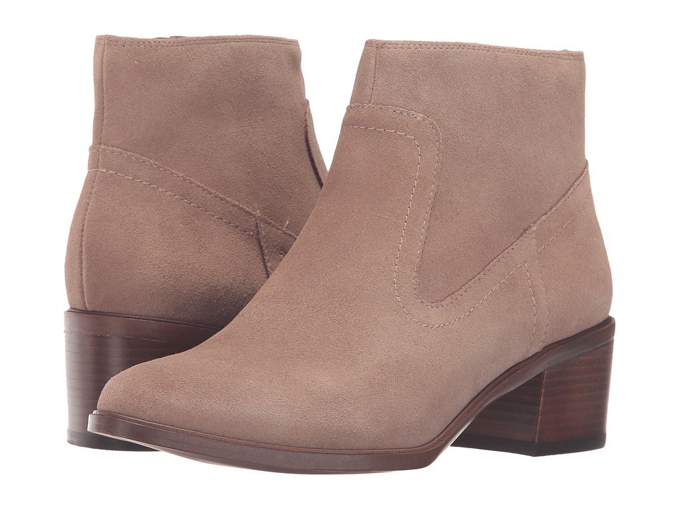 BCBGeneration Allegro (Smoke Taupe Suede) High Heels