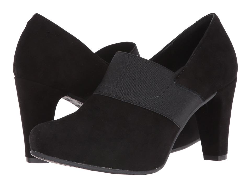 Cordani - Navarro (Black Suede) Women's Boots
