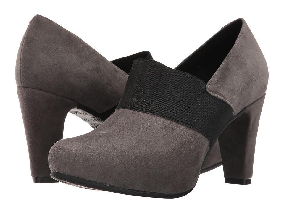 Cordani - Navarro (Grey Suede) Women's Boots