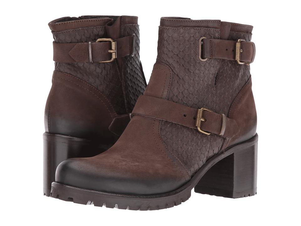 Cordani - Bergen 2 (Brown Nubuck) Women's Boots