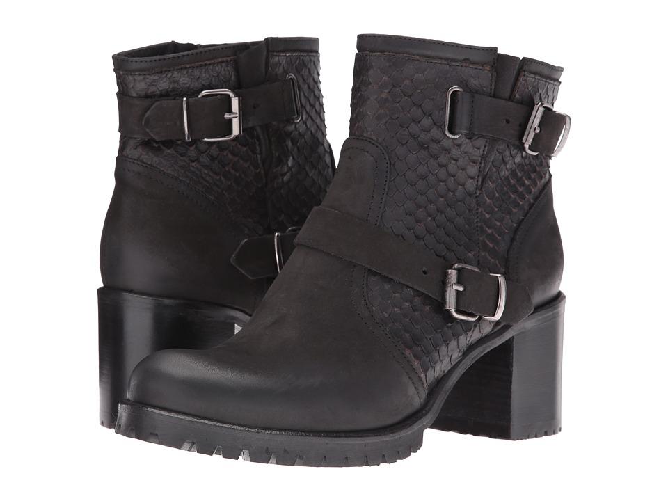 Cordani - Bergen 2 (Black Nubuck) Women's Boots