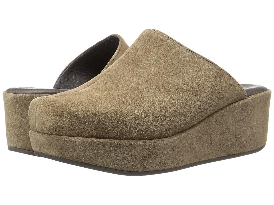 Cordani - Carma-2 (Oregano Suede) Women's Clog Shoes