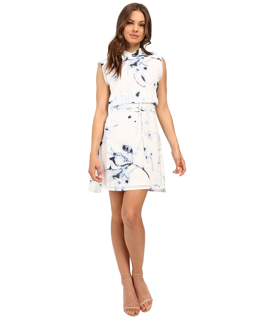 Diesel - D-Leto-B Dress (White) Women's Dress