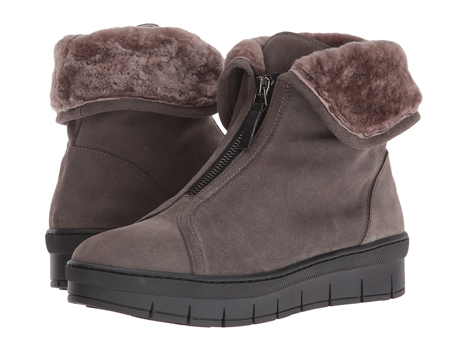 Cordani Phillips (Grey Suede) Women