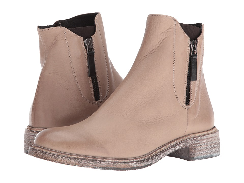 Cordani - Parelli (Taupe Leather) Women's Zip Boots