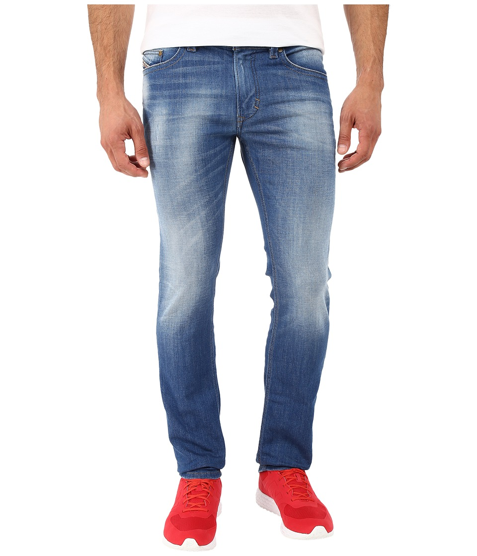 Diesel - Thavar Trousers 855G (Denim) Men's Jeans