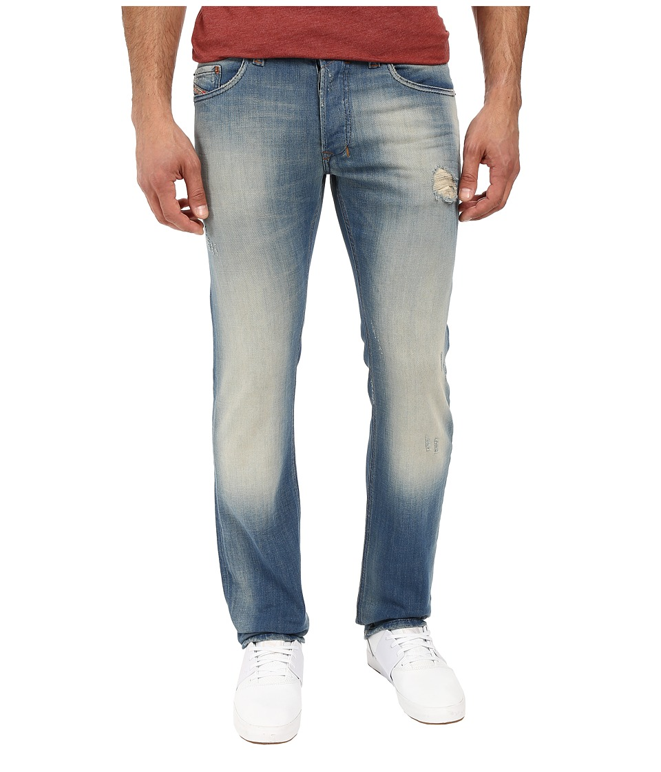 Diesel - Safado Trousers 854V (Denim) Men's Jeans