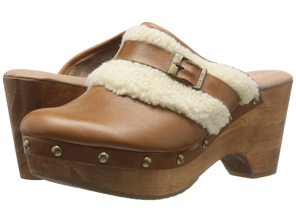 Cordani - Zane (Walnut) Women's Clog Shoes