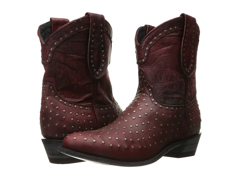 Cordani - Santiago (Red Oxidized) Women's Boots