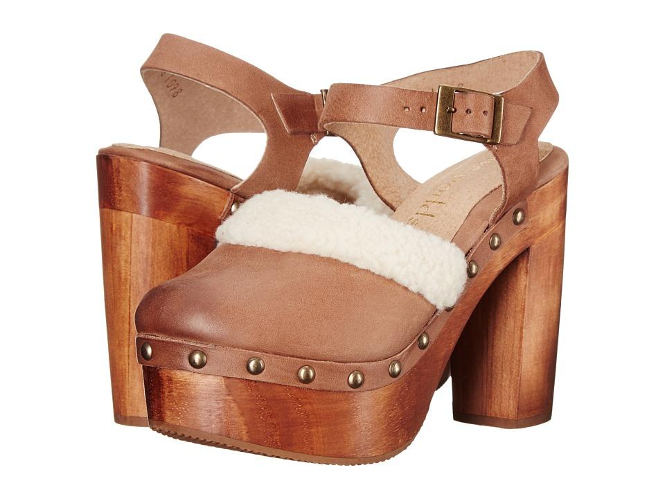 Cordani - Tierra (Cocoa Nubuck) High Heels