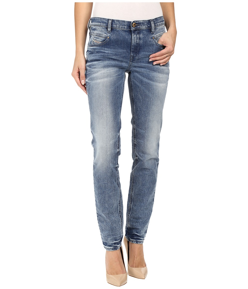 Diesel - Belthy Trousers 853I (Denim) Women's Jeans