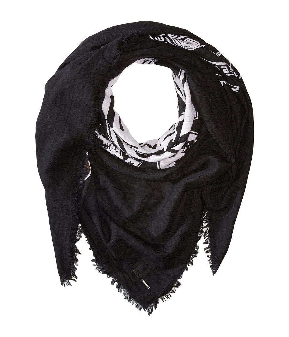 Diesel - Sblue Scarf (Black) Scarves