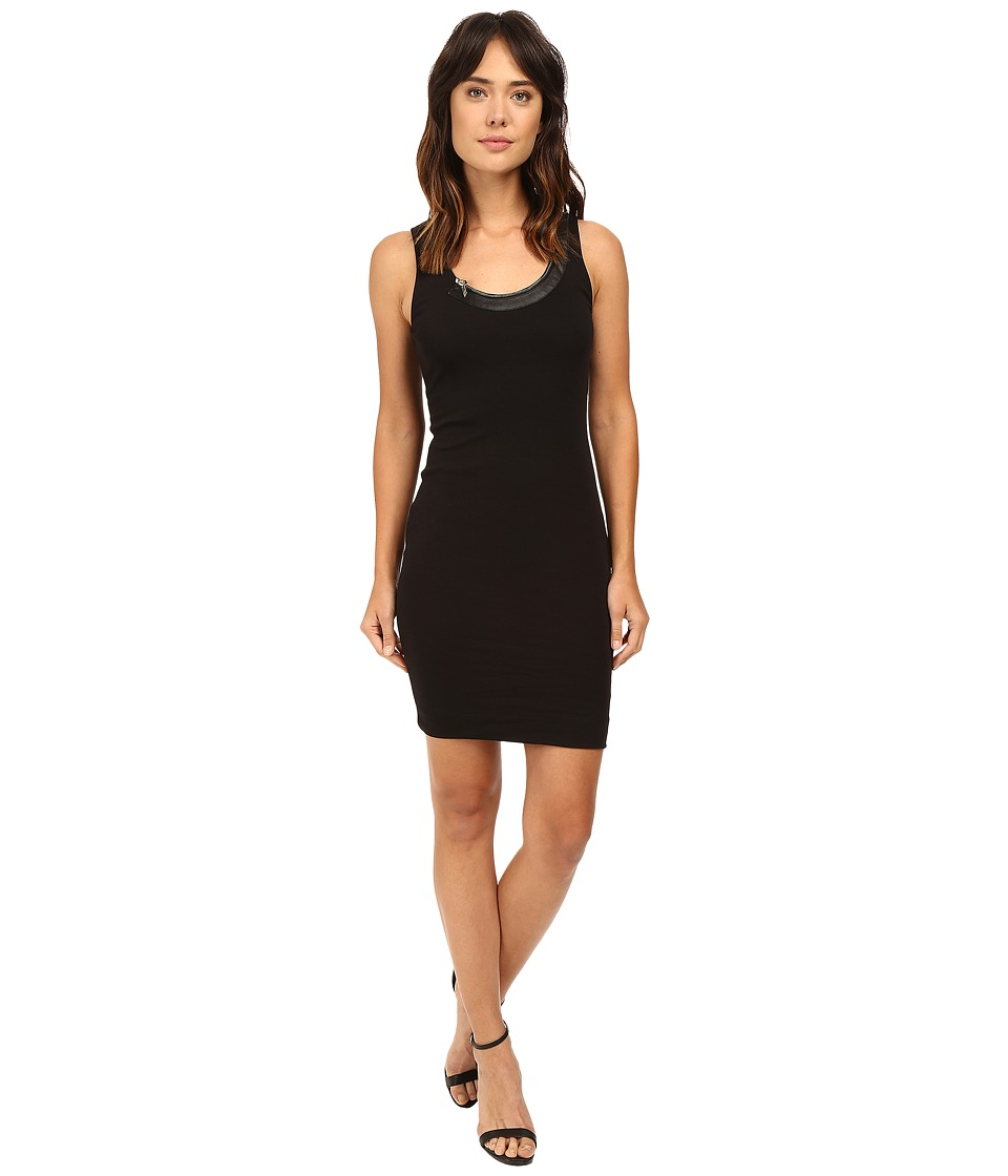 Diesel - D-Asmar Dress (Black) Women's Dress