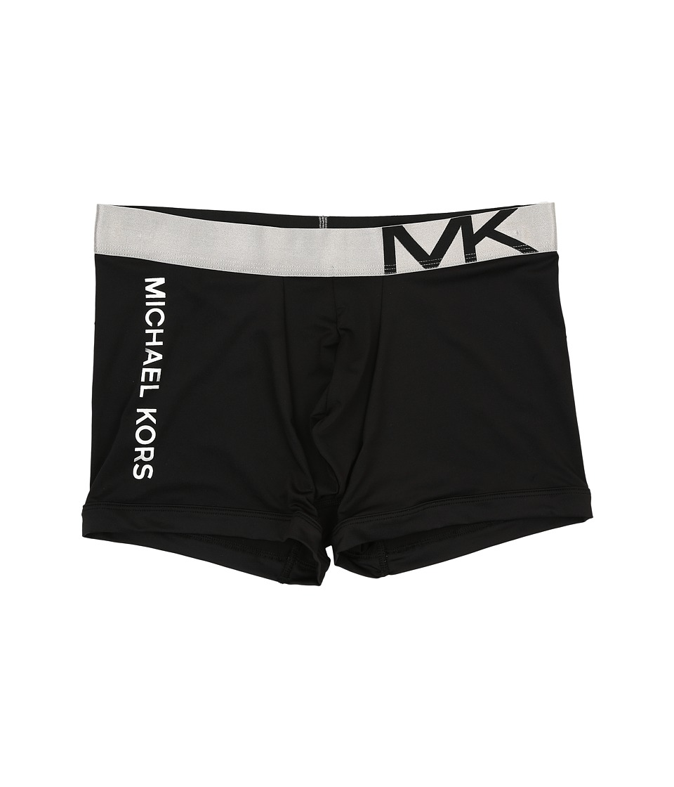 Michael Kors - Statement Icon Trunk (Black) Men's Underwear