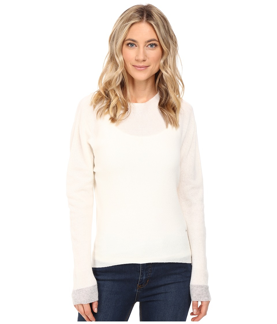 Diesel - M-Simul Pullover (Ivory) Women's Clothing
