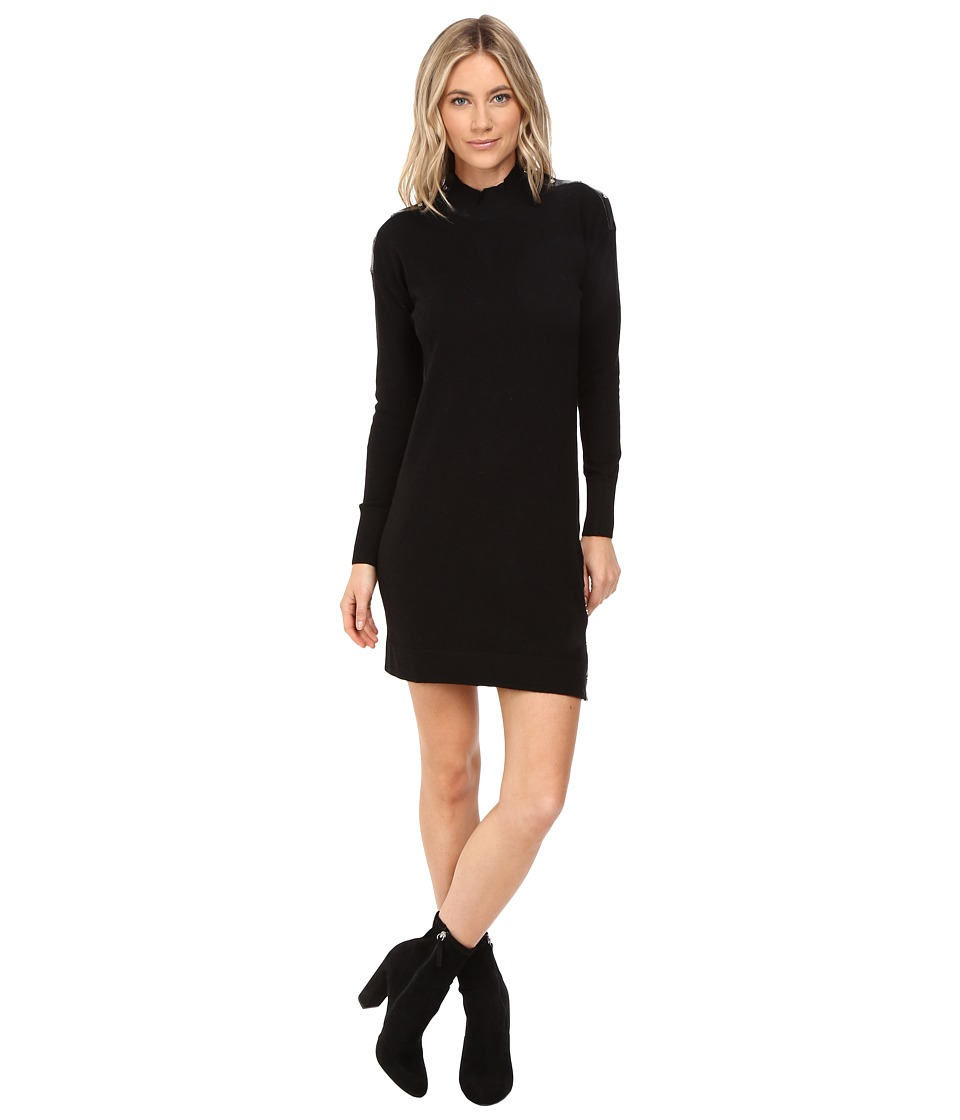 Diesel - M-Vos Dress (Black) Women's Dress