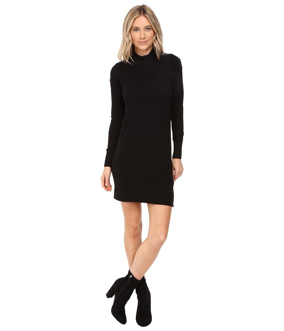 Diesel - M-Vos Dress (Black) Women's Dress