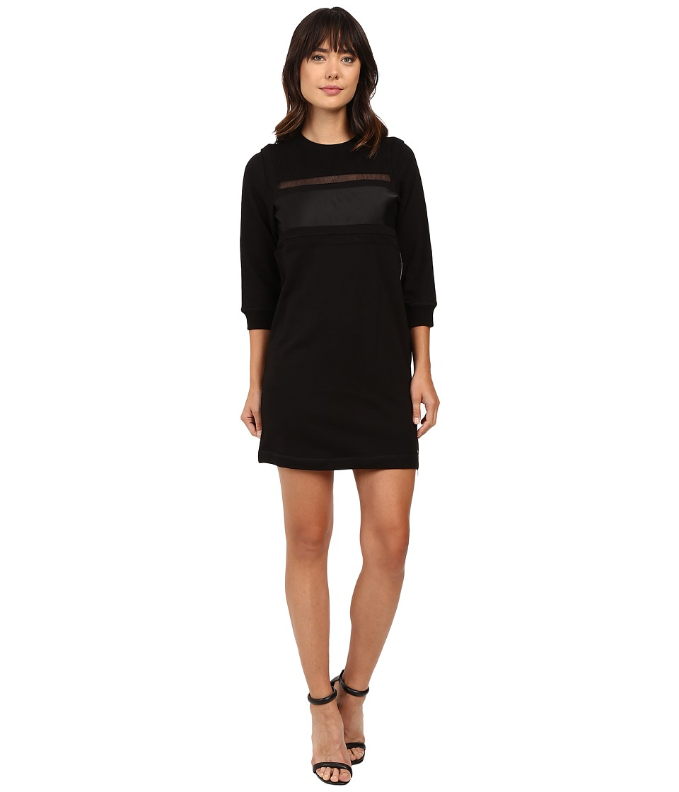 Diesel - D-Ira Dress (Black) Women's Dress