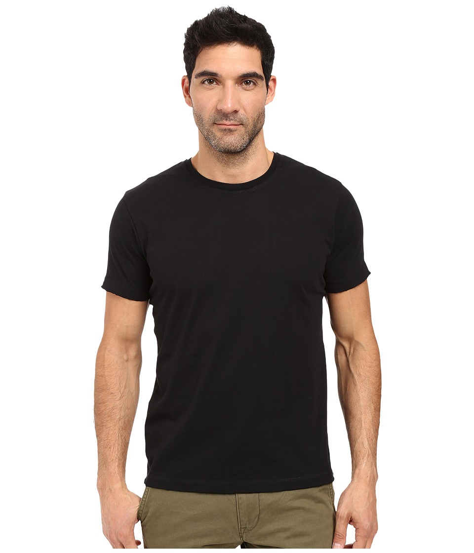 Diesel - T-Rivers T-Shirt (Black) Men's T Shirt
