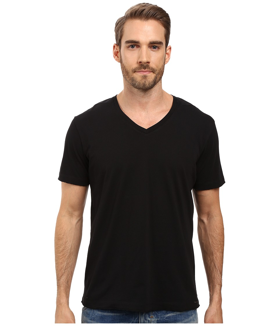 Diesel - T-Green T-Shirt (Black) Men's T Shirt