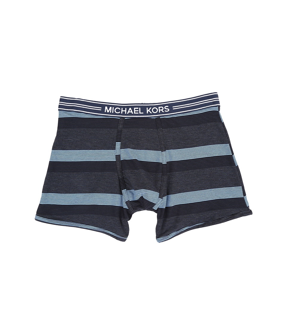 Michael Kors - Luxury Modal Boxer Brief (Graphite) Men's Underwear