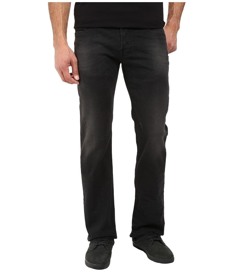 Diesel - Zatiny Trousers 854A (Black/Denim) Men's Jeans