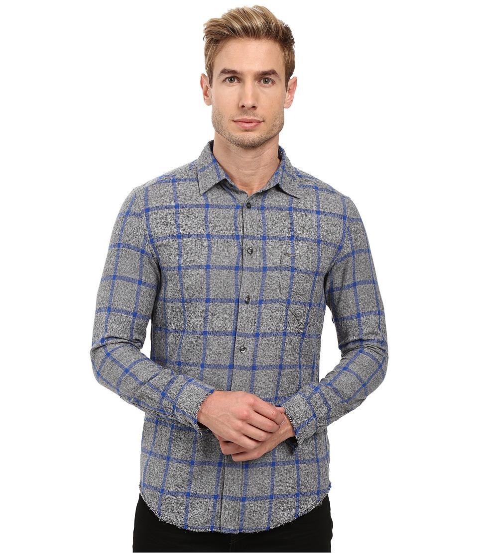 Diesel - S-Tas Shirt (Sea/Blue) Men's Clothing