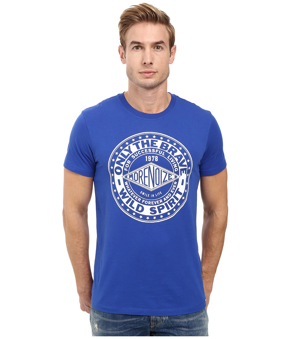 Diesel - T-Diego-Hi T-Shirt (Blue Web) Men's T Shirt