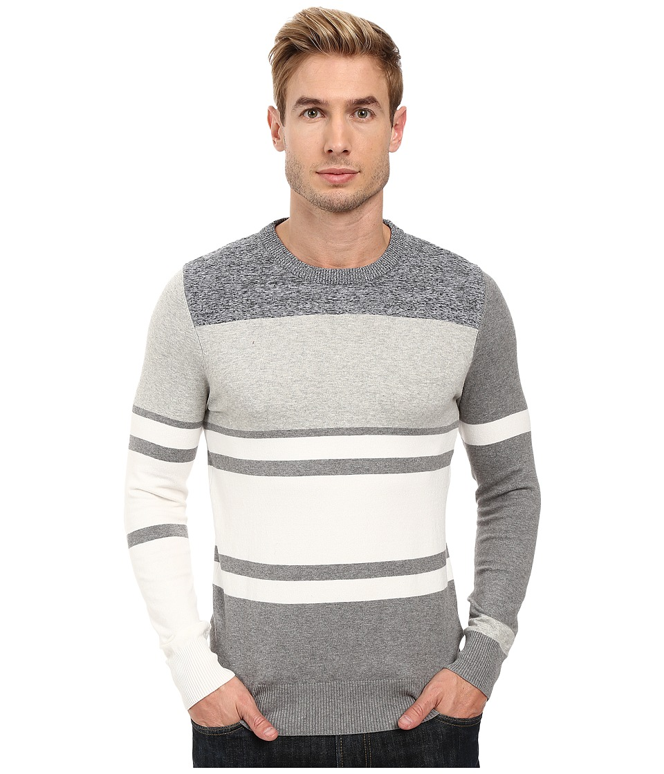 Diesel - K-Acies Pullover (Dark/Grey) Men's Clothing
