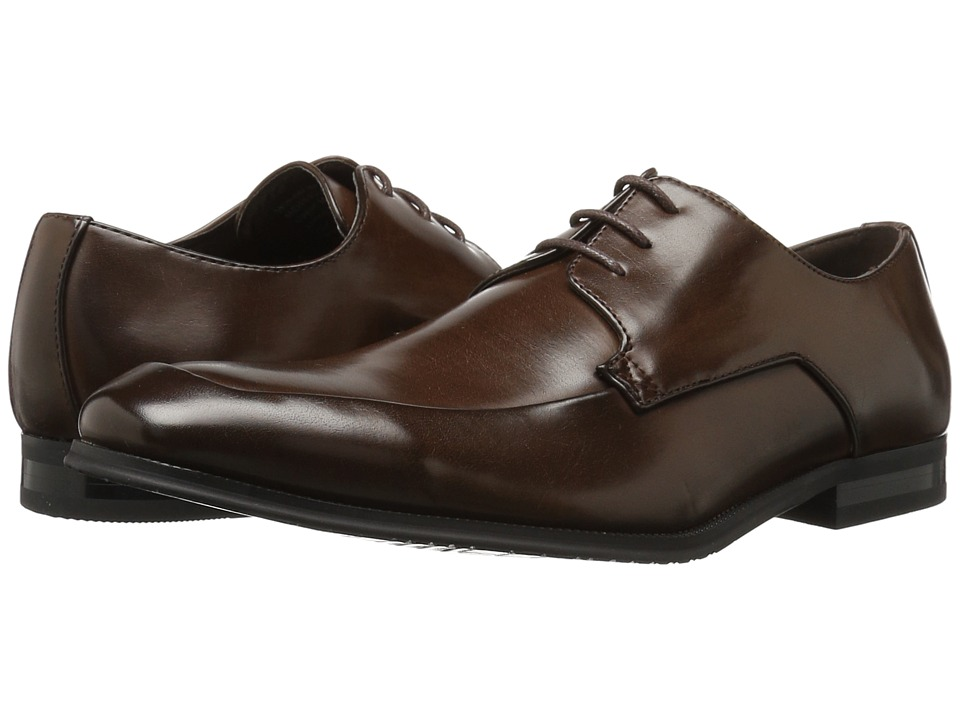 Kenneth Cole Unlisted - Win-ner Takes All (Brown) Men's Lace Up Wing Tip Shoes