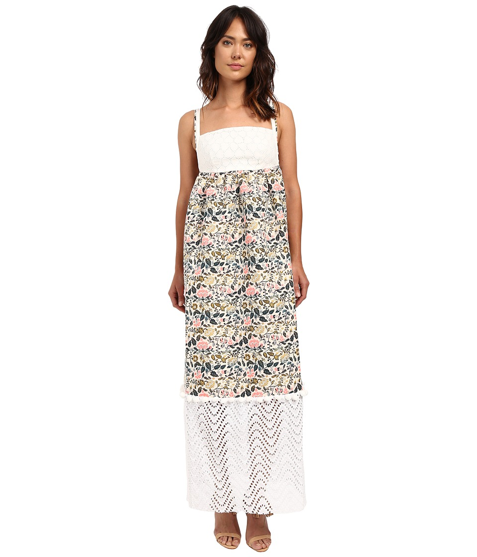 LOVE Binetti - Mamas Papas Dress (Cream/Multi) Women's Dress