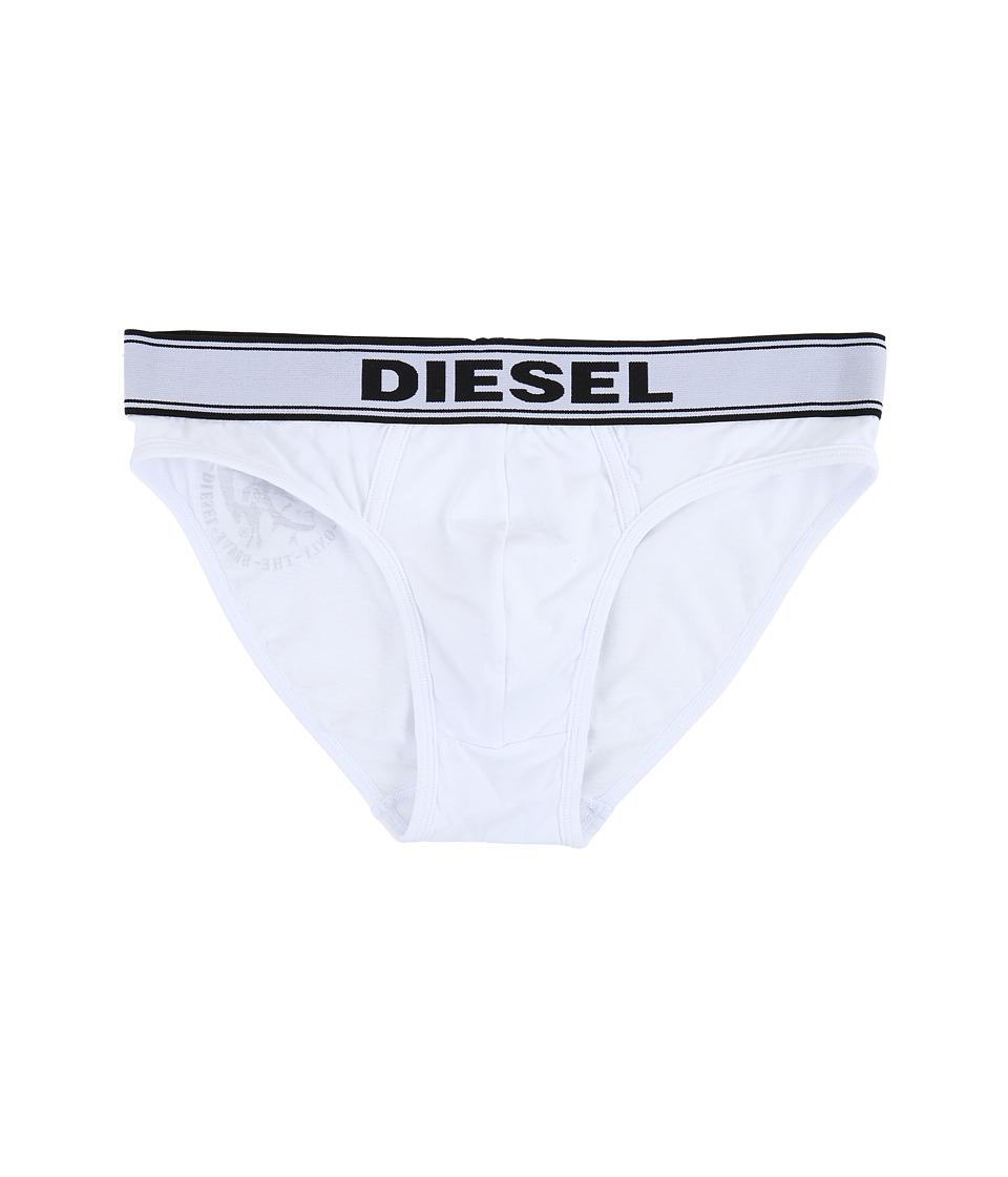 Diesel - Andry Underpants TANL (White) Men's Underwear