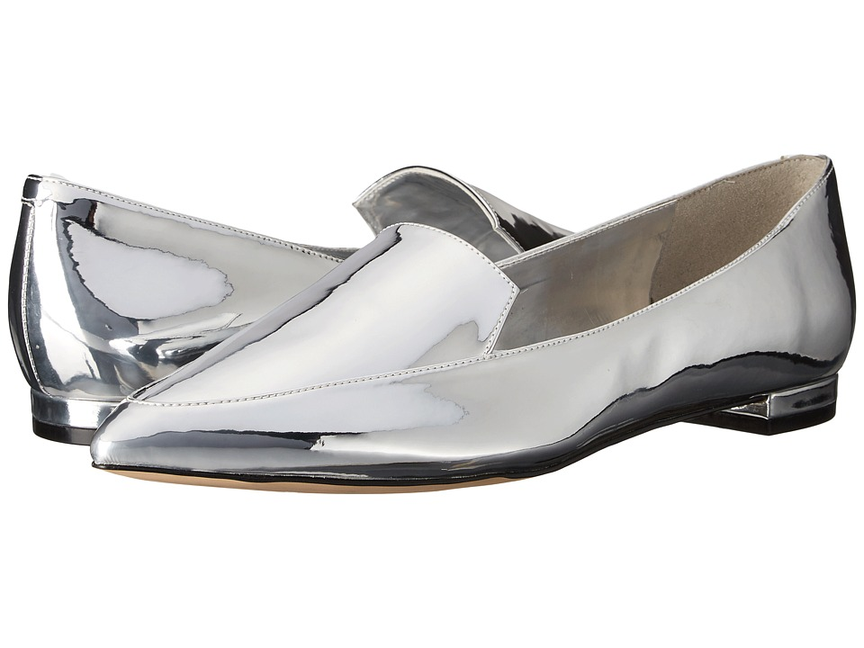 Nine West Abay 3 (Silver Synthetic) Women