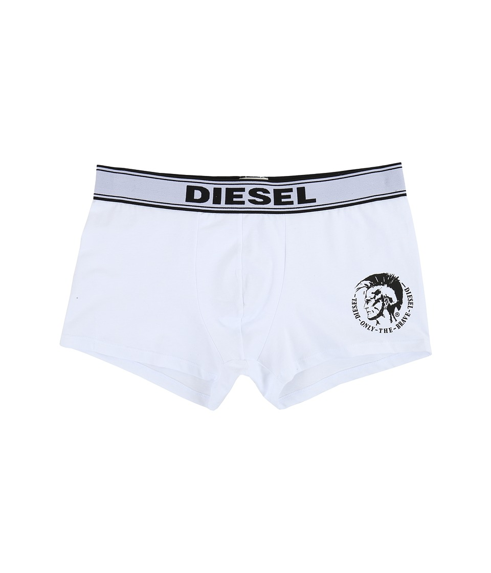 Diesel - Shawn Boxer Shorts TANL (White) Men's Underwear