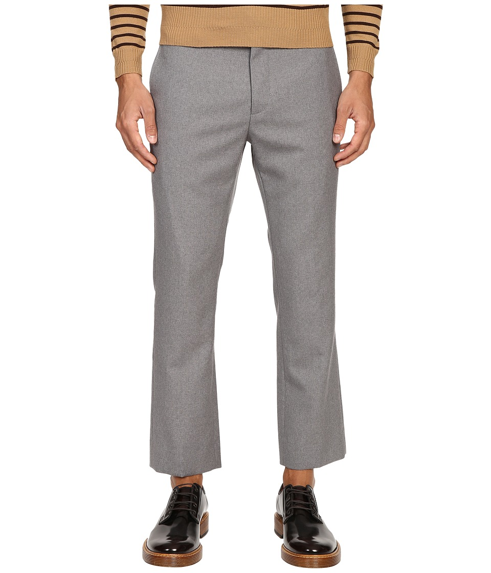 Marc Jacobs - Sutton Suiting Trousers (Grey) Men's Casual Pants