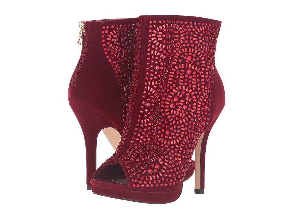 Lauren Lorraine - Yasmin (Red) Women's Boots