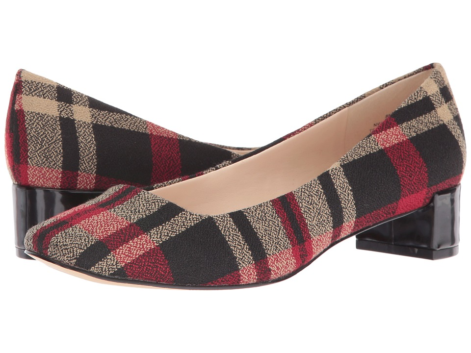 Nine West - Olencia (Black Multi Fabric) Women's Shoes