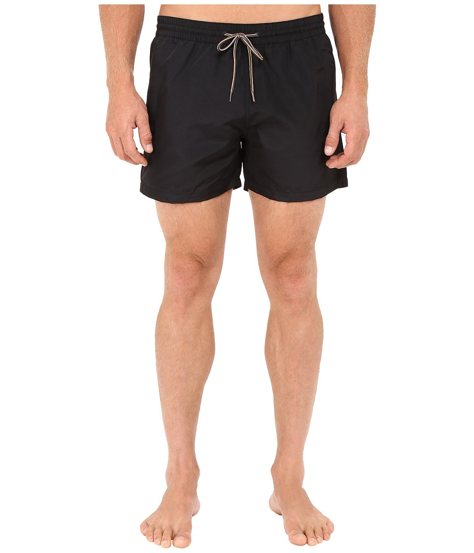 Paul Smith - Classic Swim Shorts (Black) Men's Swimwear