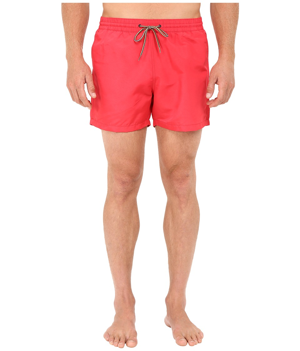 Paul Smith - Classic Swim Shorts (Pink) Men's Swimwear
