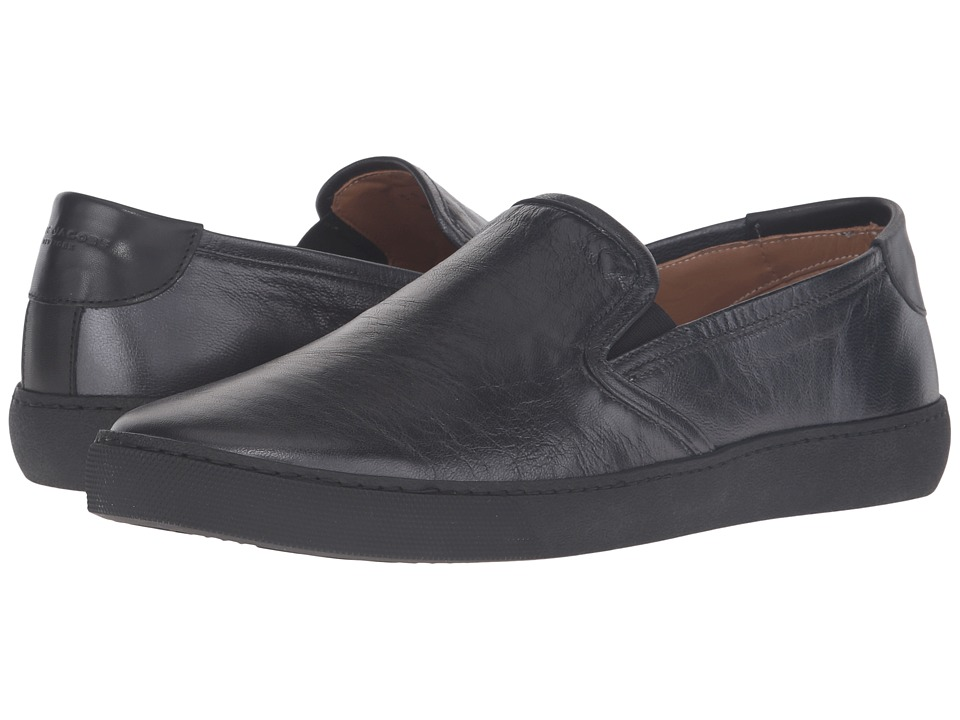 Marc Jacobs - Classic Slip-On (Black) Men's Slip on Shoes