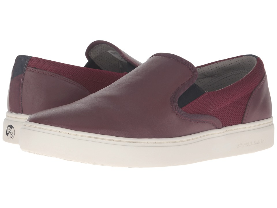 Paul Smith - Hazel Sneaker (Dark Burgundy) Men's Shoes