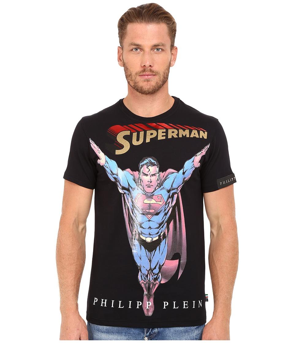 Philipp Plein - Amazing Him T-Shirt (Black) Men's T Shirt