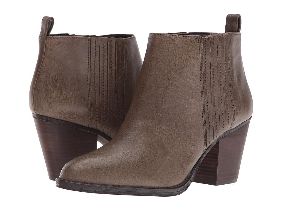 Nine West - Fiffi (Dark Green Leather) Women's Boots