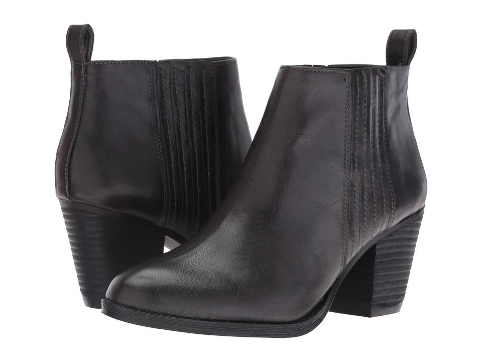Nine West Fiffi (Dark Grey Leather) Women