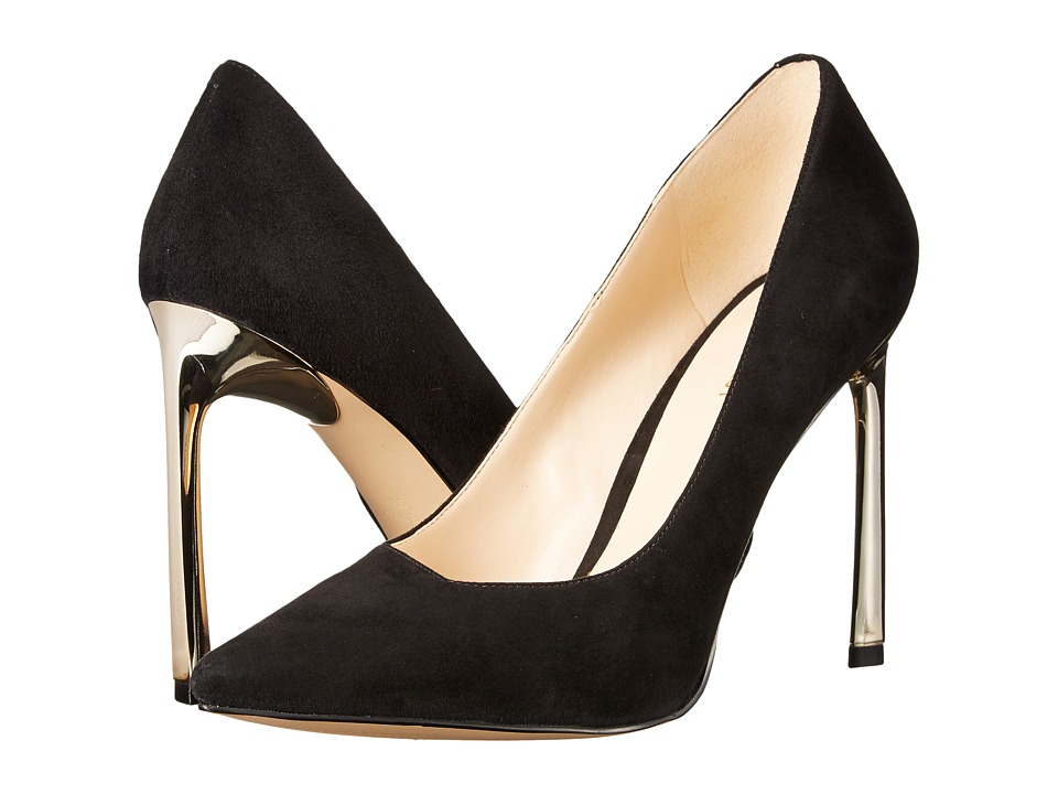 Nine West - Kaylee (Black Suede) Women's Shoes