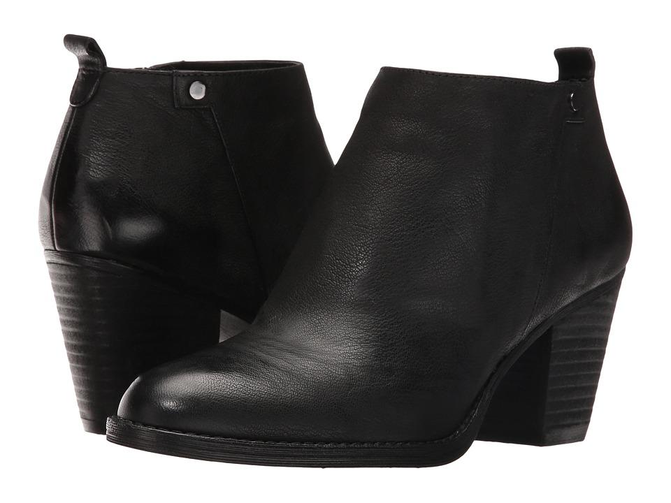 Nine West - Flames (Black Leather) Women's Shoes