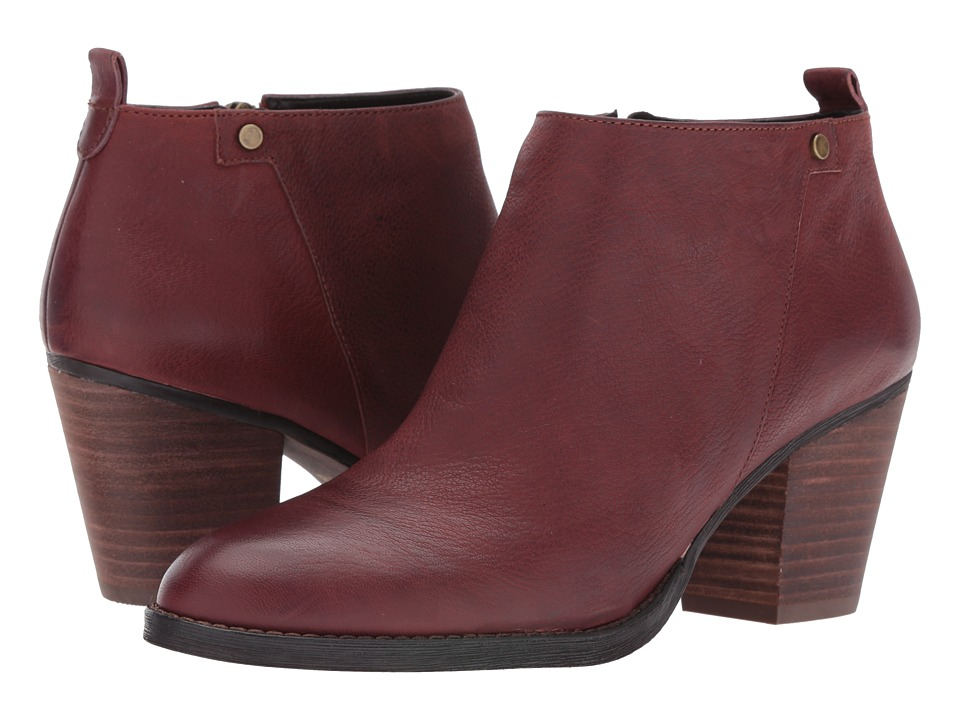 Nine West - Flames (Brown Leather) Women's Shoes